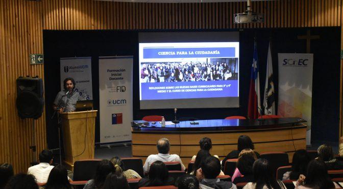 Seminario-Taller «Ciencias para la ciudadanía» UCM – Talca