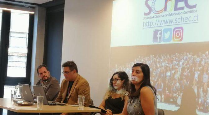 Seminario-Taller «Ciencias para la ciudadanía» PUC